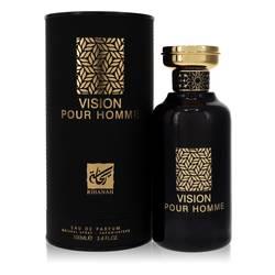Rihanah Vision Pour Homme Cologne by Rihanah 3.4 oz Eau De Parfum Spray