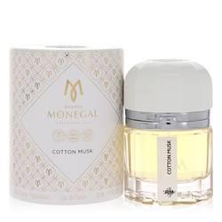 Ramon Monegal Cotton Musk Perfume by Ramon Monegal 1.7 oz Eau De Parfum Spray