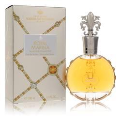 Royal Marina Diamond Perfume by Marina De Bourbon 3.4 oz Eau De Parfum Spray