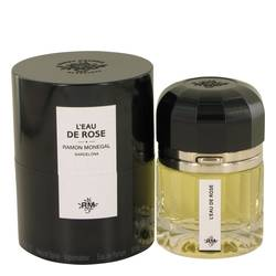 Ramon Monegal L'eau De Rose Perfume by Ramon Monegal 1.7 oz Eau De Parfum Spray