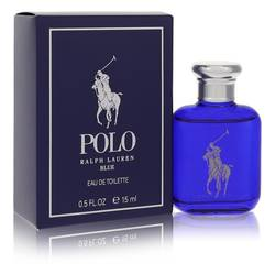 Polo Blue Cologne by Ralph Lauren 0.5 oz Eau De Toilette