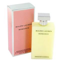 Romance Perfume by Ralph Lauren 6.7 oz Bath & Shower Gel