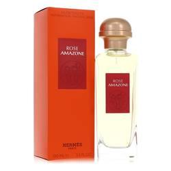 Rose Amazone Perfume by Hermes 3.3 oz Eau De Toilette Spray