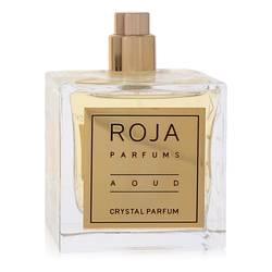 Roja Aoud Crystal Perfume by Roja Parfums 3.4 oz Extrait De Parfum Spray (Unisex Tester)