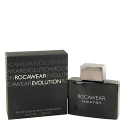 Rocawear Evolution Cologne by Jay-Z 3.4 oz Eau De Toilette Spray