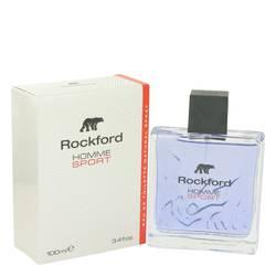 Rockford Homme Sport Cologne by Rockford 3.4 oz Eau De Toilette Spray