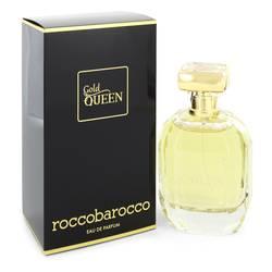 Roccobarocco Gold Queen Perfume by Roccobarocco 3.4 oz Eau De Parfum Spray