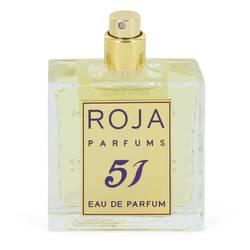 Roja 51 Pour Femme Perfume by Roja Parfums 1.7 oz Extrait De Parfum Spray (Tester)