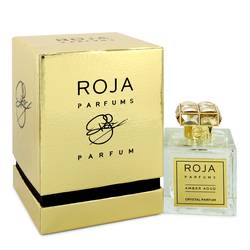 Roja Amber Aoud Crystal Perfume by Roja Parfums 3.4 oz Extrait De Parfum Spray (Unisex)
