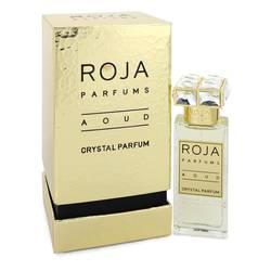 Roja Crystal Aoud Perfume by Roja Parfums 1 oz Extrait De Parfum Spray (Unisex)