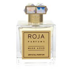 Roja Musk Aoud Crystal Perfume by Roja Parfums 3.4 oz Extrait De Parfum Spray (Unisex )unboxed