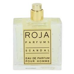 Roja Scandal Cologne by Roja Parfums 1.7 oz Eau De Parfum Spray (Tester)