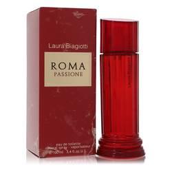 Roma Passione Perfume by Laura Biagiotti 3.4 oz Eau De Toilette Spray