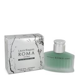 Roma Uomo Cedro Cologne by Laura Biagiotti 2.5 oz Eau De Toilette Spray