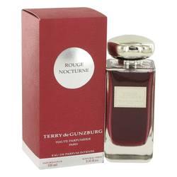 Rouge Nocturne Perfume by Terry de Gunzburg 3.3 oz Eau De Parfum Intense Spray