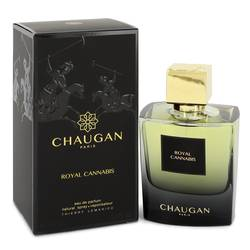 Royal Cannabis Perfume by Chaugan, 100 ml Eau De Parfum Spray (Unisex) for Women