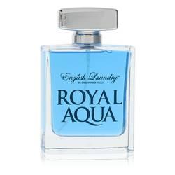 Royal Aqua Cologne by English Laundry 3.4 oz Eau De Toilette Spray (unboxed)