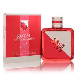 Royal Copenhagen 1775 Noble Cologne by Royal Copenhagen 3.4 oz Eau De Toilette Spray