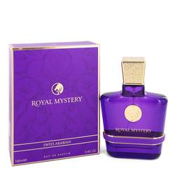 Royal Mystery Perfume by Swiss Arabian 3.4 oz Eau De Parfum Spray