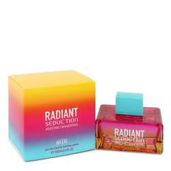 Radiant Seduction Blue Perfume by Antonio Banderas 3.4 oz Eau De Toilette Spray