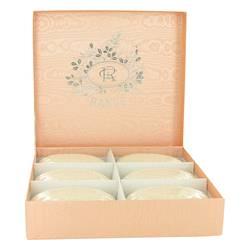 Rance Soaps Perfume by Rance 6  x 3.5 oz Narcisse Soap Box
