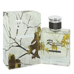 Realtree American Trail Perfume by Jordan Outdoor 3.4 oz Eau De Parfum Spray