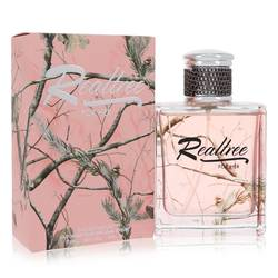 Realtree Perfume by Jordan Outdoor 3.4 oz Eau De Parfum Spray
