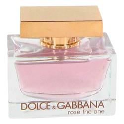 Rose The One Perfume by Dolce & Gabbana 2.5 oz Eau De Parfum Spray (Tester)