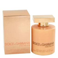 Rose The One Perfume by Dolce & Gabbana 6.8 oz Body Lotion