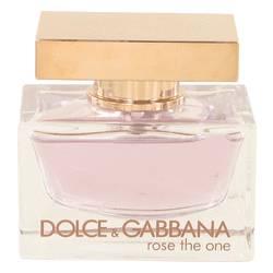 Rose The One Perfume by Dolce & Gabbana 1.7 oz Eau De Parfum Spray (unboxed)