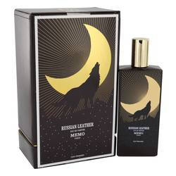Russian Leather Perfume by Memo 2.5 oz Eau De Parfum Spray (Unisex)
