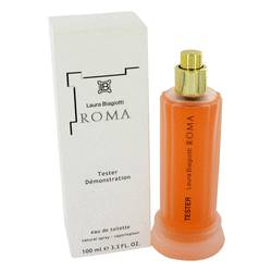 Roma Perfume by Laura Biagiotti 3.4 oz Eau De Toilette Spray (Tester)