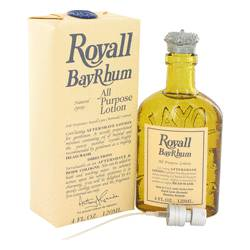 Royall Bay Rhum Cologne by Royall Fragrances 4 oz All Purpose Lotion / Cologne with sprayer