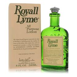 Royall Lyme Cologne by Royall Fragrances 8 oz All Purpose Lotion / Cologne