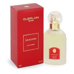 Samsara Perfume by Guerlain 1 oz Eau De Parfum Spray