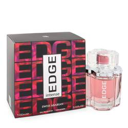 Edge Intense Perfume by Swiss Arabian 3.4 oz Eau De Parfum Spray
