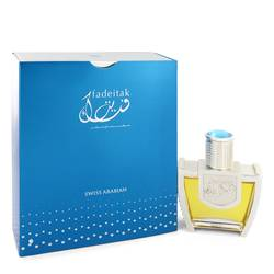 Swiss Arabian Fadeitak Perfume by Swiss Arabian 1.5 oz Eau De Parfum Spray