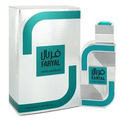 Swiss Arabian Faryal Perfume by Swiss Arabian 0.5 oz Concentrated Perfume Oil (Unisex)