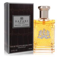 Safari Cologne by Ralph Lauren 2.5 oz Eau De Toilette Spray