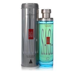 Saga Cologne by Eclectic Collections 3.4 oz Eau De Parfum Spray