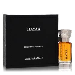 Swiss Arabian Hayaa Perfume by Swiss Arabian 0.4 oz Concentrated Perfume Oil (Unisex)