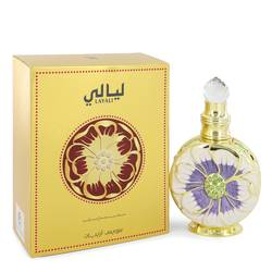 Layali Perfume by Swiss Arabian 1.7 oz Eau De Parfum Spray (Unisex)