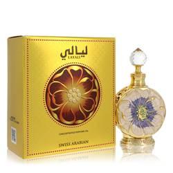 Swiss Arabian Layali Perfume by Swiss Arabian 0.5 oz Concentrated Perfume Oil
