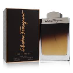 Salvatore Ferragamo Oud Cologne by Salvatore Ferragamo 3.4 oz Eau De Parfum Spray