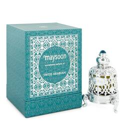 Swiss Arabian Maysoon Perfume by Swiss Arabian 0.5 oz Concentrated Perfume Oil