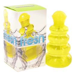 Samba Fresh Perfume by Perfumers Workshop 3.4 oz Eau De Toilette Spray