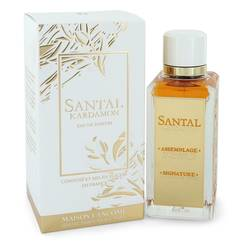 Santal Kardamon Perfume by Lancome 3.4 oz Eau De Parfum Spray (Unisex)