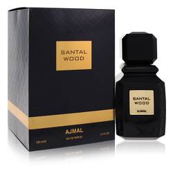 Santal Wood Perfume by Ajmal 3.4 oz Eau De Parfum Spray (Unisex)