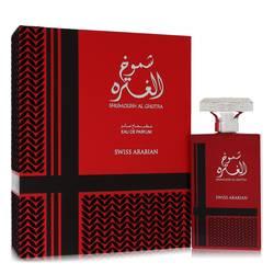 Shumoukh Al Ghutra Cologne by Swiss Arabian 3.4 oz Eau De Parfum Spray