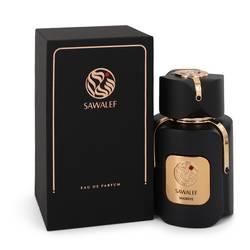 Sawalef Massive Cologne by Sawalef 3.4 oz Eau De Parfum Spray